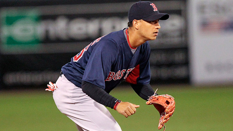 Jose Iglesias brings his stellar defense to Pawtucket this year.