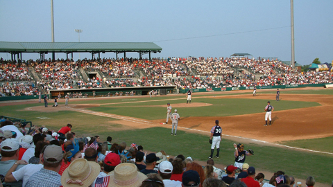 Charleston's Joseph P. Riley, Jr. Park will host the 53rd South Atlantic League All-Star Game.
