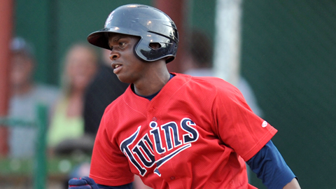 Miguel Sano smacked 20 homers in 66 Appalachian League games last year.