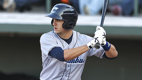 Lonnie Chisenhall knocked in 45 runs in 66 games for Columbus last year.