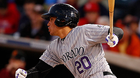 Nolan Arenado's 122 RBIs led all of Minor League Baseball in 2011.