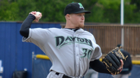James Allen has fanned 62 and walked 25 batters over 78 2/3 innings for the Dragons.
